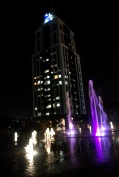 The UB Tower, Bangalore