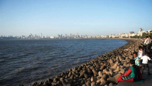 Mumbai Seaface